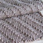 Узоры для шарфа спицами — 12 вариантов со схемами, описанием и видео МК
