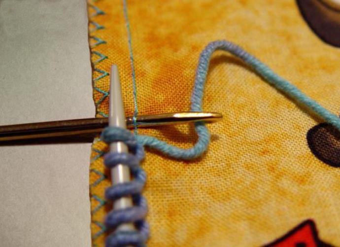вязание крючком комбинированное с тканью схемы описание видео мк