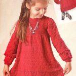 Детские модели для вязания спицами — 12 вариантов