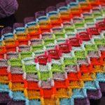 Баварское вязание крючком: схемы и описание выполнения, видео мк