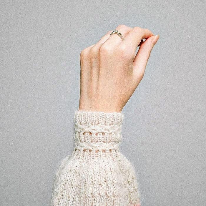 Ажурный рукав